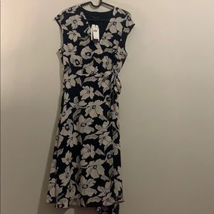 Banana republic A-line dress